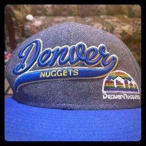 Denver Nuggets New Era Snapback Hat